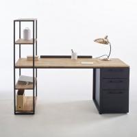 Mẫu bàn học gỗ MDF - VHL 2